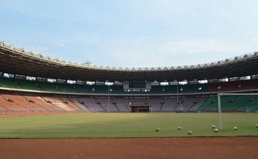 Renovasi Stadion Utama Gelora Bung Karno – Jakarta
